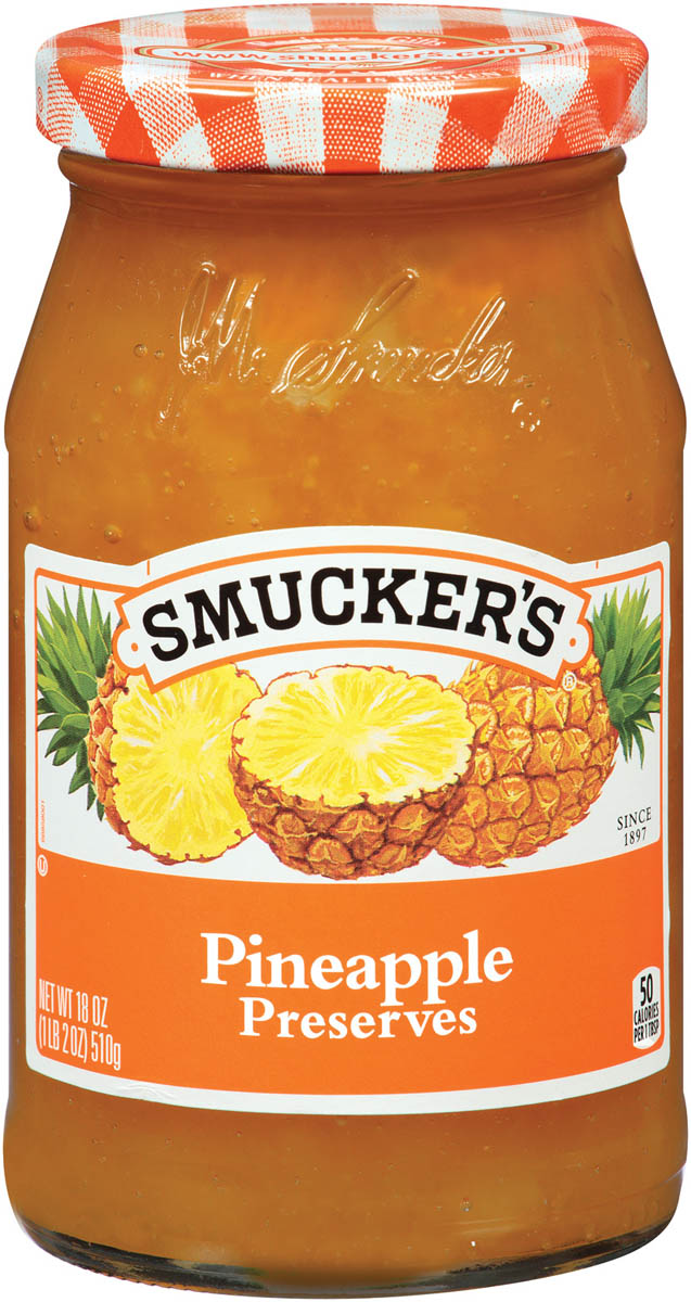 Smucker's® Pineapple Preserves
