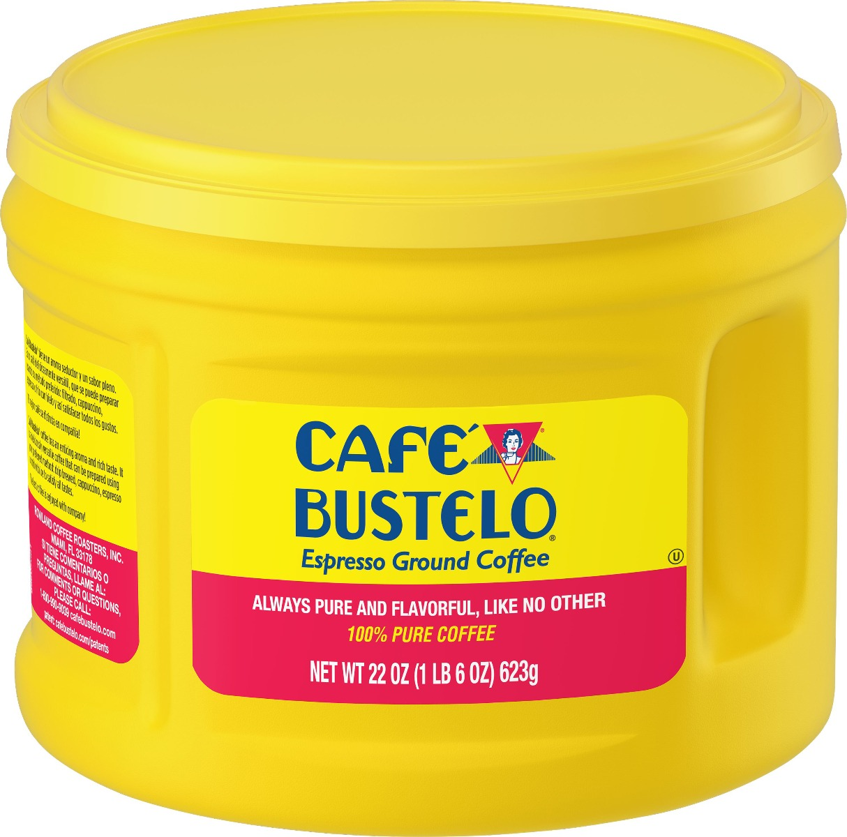 Café Bustelo® Espresso Style Ground Coffee Canister