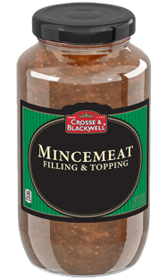 Crosse & Blackwell® Plain Mincemeat Filling & Topping (29 oz)