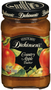 Dickinson's® Country Apple Butter (9 oz)