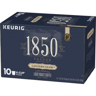 1850™ Lantern Glow™;Light Roast Coffee;K-Cup® Pods (10 ct)
