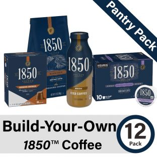 Build-Your-Own 1850 Coffee Pantry Pack of 12