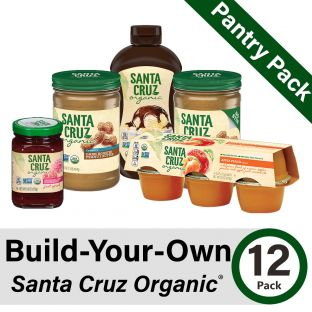 Build-Your-Own Santa Cruz Organic Pantry Pack of 12