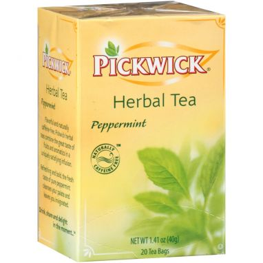 Pickwick® Peppermint Herbal Tea (1.41 oz)