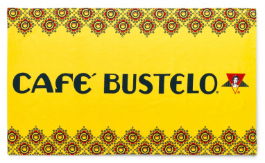 Café Bustelo® Beach Towel