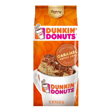 Dunkin' Donuts® Bakery Series® Caramel Coffee Cake Flavored Coffee (11 oz)
