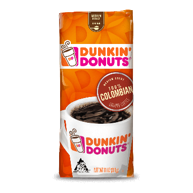 Dunkin' Donuts® Colombian Coffee (11 oz)