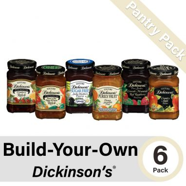 Build-Your-Own Dickinson's Pantry Pack of 6