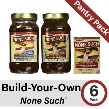 Build-Your-Own None Such Pantry Pack of 6