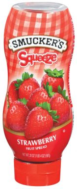 Smucker's® Squeeze™ Strawberry Fruit Spread (20 oz)