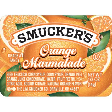 Smucker's® Single Serving Orange Marmalade (0.5 oz) - 200 Count