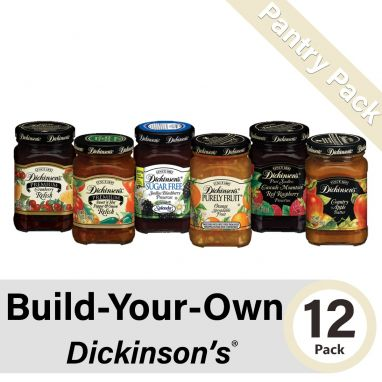 Build-Your-Own Dickinson's Pantry Pack of 12