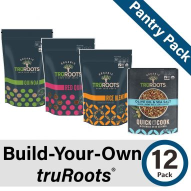 Build-Your-Own truRoots Pantry Pack of 12