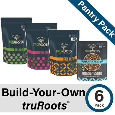 Build-Your-Own truRoots Pantry Pack of 6