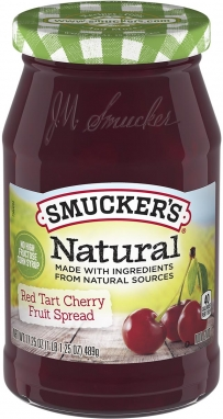 Smucker's® Natural Red Tart Cherry Fruit Spread (17.25 oz)