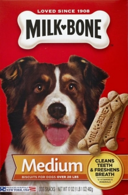 Milk-Bone® Original Dog Biscuits - for Medium-sized Dogs (17 oz)