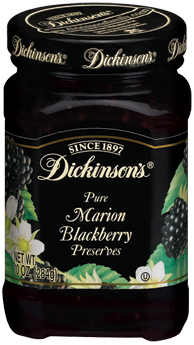 Dickinson's® Marion Blackberry Preserves (10 oz)