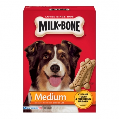Milk-Bone® Original Dog Biscuits - Medium;24 oz.
