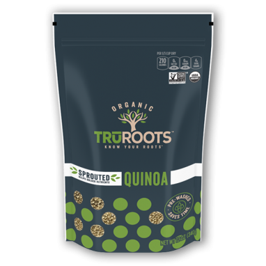 truRoots® Organic Sprouted Quinoa (12 oz)