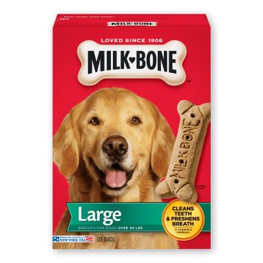 Milk-Bone® Original Dog Biscuits - Large;24 oz.