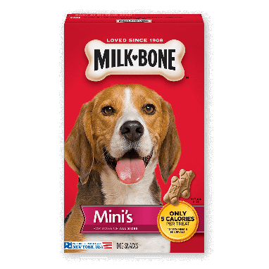 Milk-Bone® Mini's Original Dog Biscuits;15 oz.