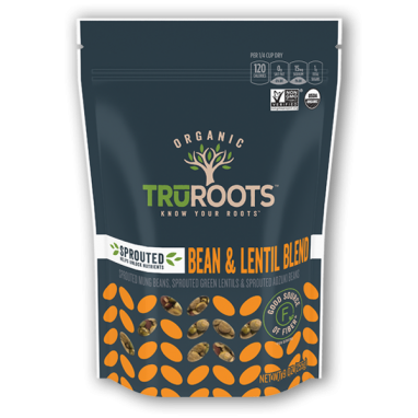 truRoots® Sprouted Bean & Lentil Medley (9 oz)