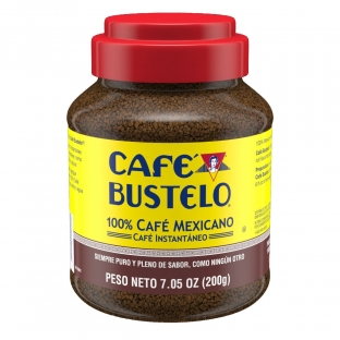 Café Bustelo® 100% Mexican Instant Coffee 7.05 oz. Jar