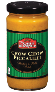 Crosse & Blackwell® Chow Chow Piccalilli Mustard & Pickle Relish (9.34 oz)