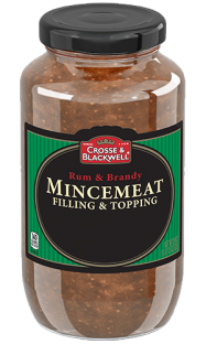 Crosse & Blackwell® Rum & Brandy Mincemeat Filling & Topping (29 oz)