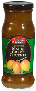 Crosse & Blackwell® Major Grey's Chutney (9 oz)
