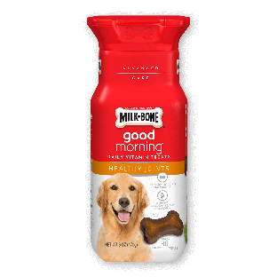 Milk-Bone® Good Morning® Daily Vitamin Treats - Healthy Joints;6 oz