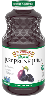 R.W. Knudsen Family® Organic Just Prune® Juice;32 oz.
