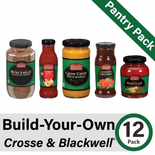 Build-Your-Own Crosse & Blackwell Pantry Pack of 12