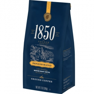 1850™ Pioneer Blend;Medium Roast Coffee (12 oz)