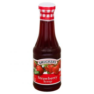 Smucker's Strawberry Syrup (12 oz)