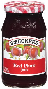 Smucker's® Red Plum Jam (18 oz)