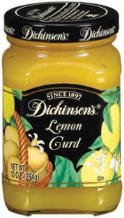 Dickinson's® Lemon Curd (10 oz)