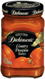 Dickinson's® Country Pumpkin Butter (9 oz)